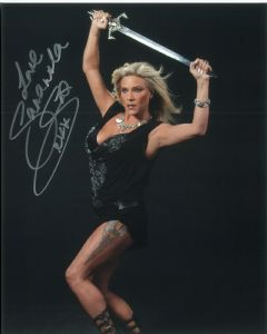 Samantha Fox (Model, Singer) - Genuine Signed Autograph 8299